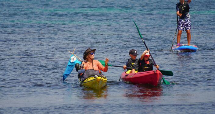 Annaëlle Marot Kayak