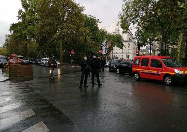 Après l'attaque à l'arme blanche qui a eu lieu le 25 septembre à Paris
