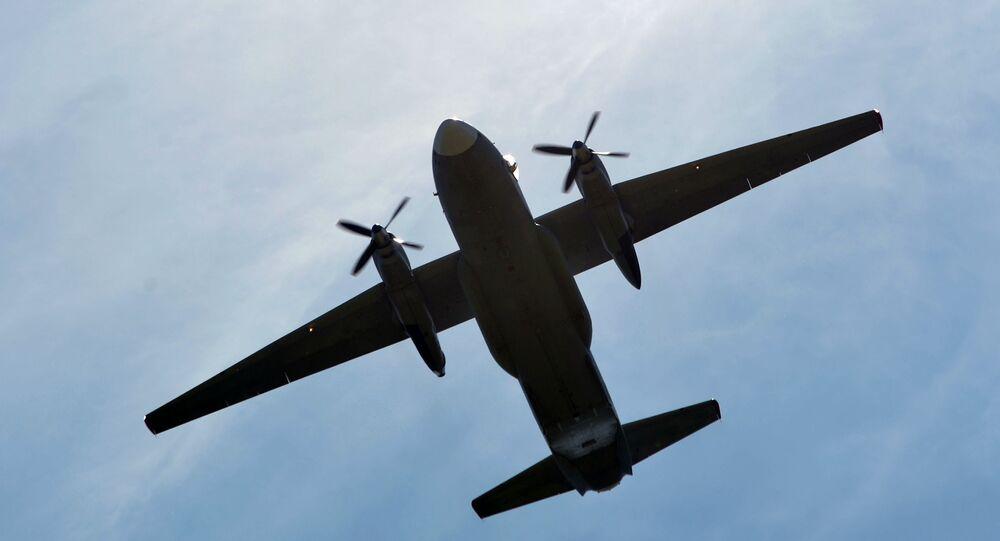 Un avion de transport militaire s'écrase en Ukraine, au moins 20 morts