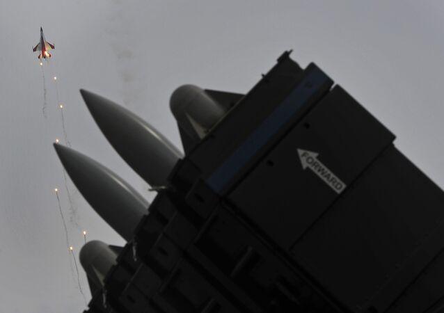 systèmes de défense aérienne SPYDER