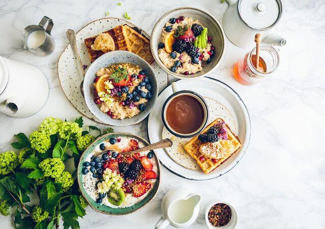Un petit-déjeuner (image d'illustration)