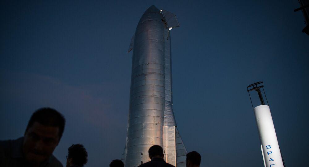 fusée Starship