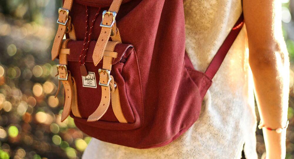 Un sac à dos (image d'illustration)