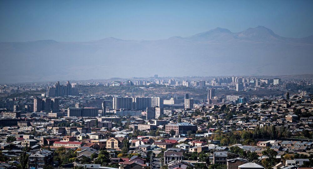 Erevan, capitale arménienne