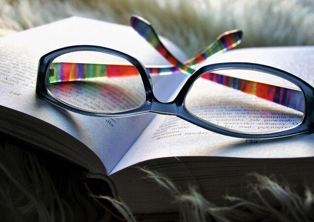 Des lunettes