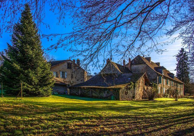 Un village dans la Creuse