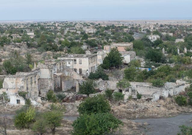 Le Haut-Karabagh