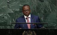 Umaro Sissoco Embalo à l'ONU