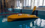 Glideron, un robot sous-marin autonome russe