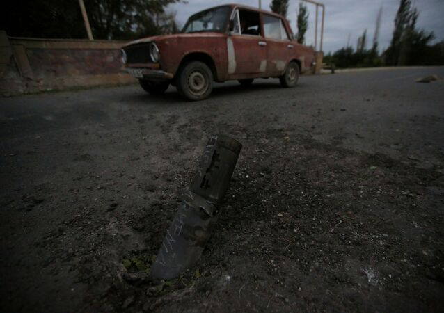 Au Haut-Karabakh, le 28 septembre 2020