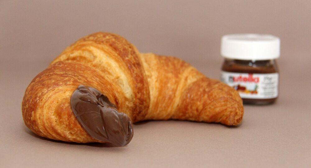 Un pot de Nutella