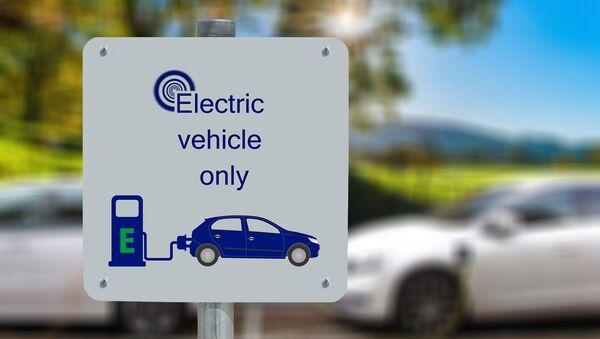 La voiture électrique - Sputnik France