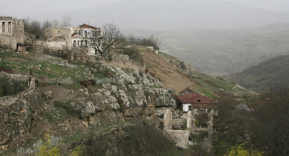Le Haut-Karabakh (archive photo)