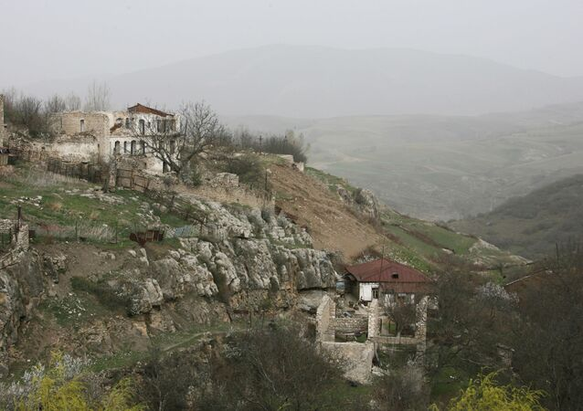 Le Haut-Karabakh (archive photo)