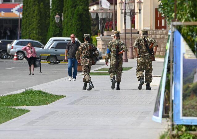 situation dans le haut-karabakh