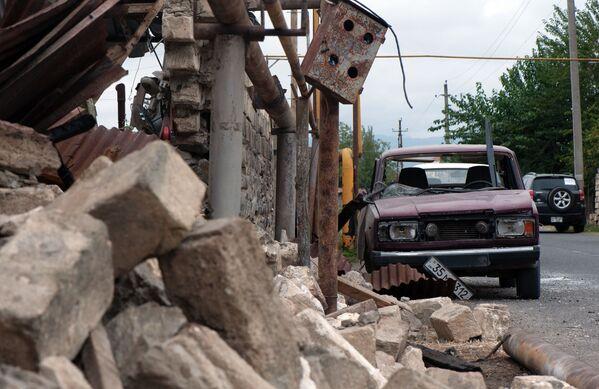 La situation au Haut-Karabakh   - Sputnik France