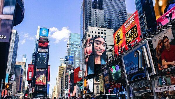 Times Square - Sputnik France