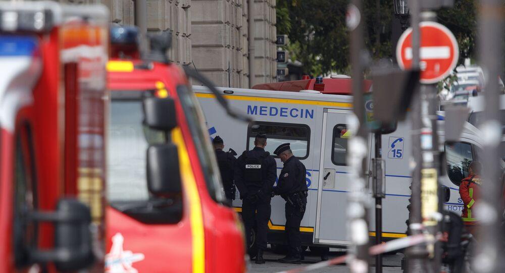 Attentat à la préfecture de police de Paris