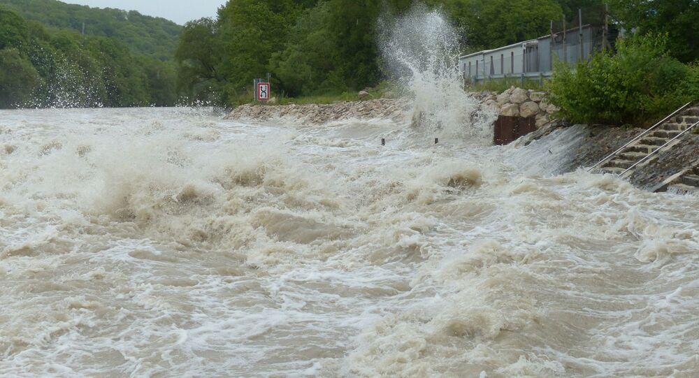 Une inondation (image d'illustration)