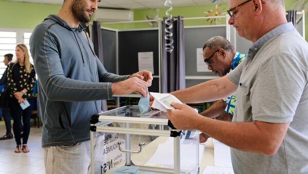 le référendum d'autodétermination dans la Nouvelle-Calédonie - Sputnik France