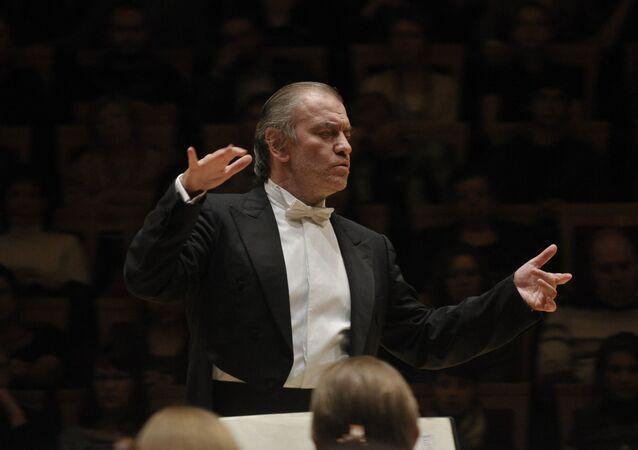 Le chef d'orchestre Valeri Guerguiev