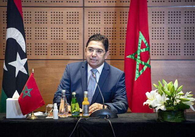 Nasser Bourita, ministre des Affaires étrangères marocain