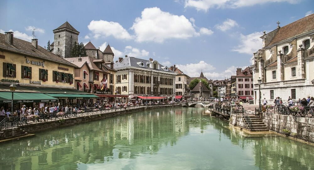 Annecy (image d'illustration)