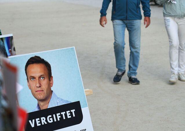 L'affaire Alexeï Navalny