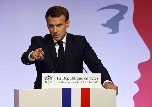 Macron Mureaux