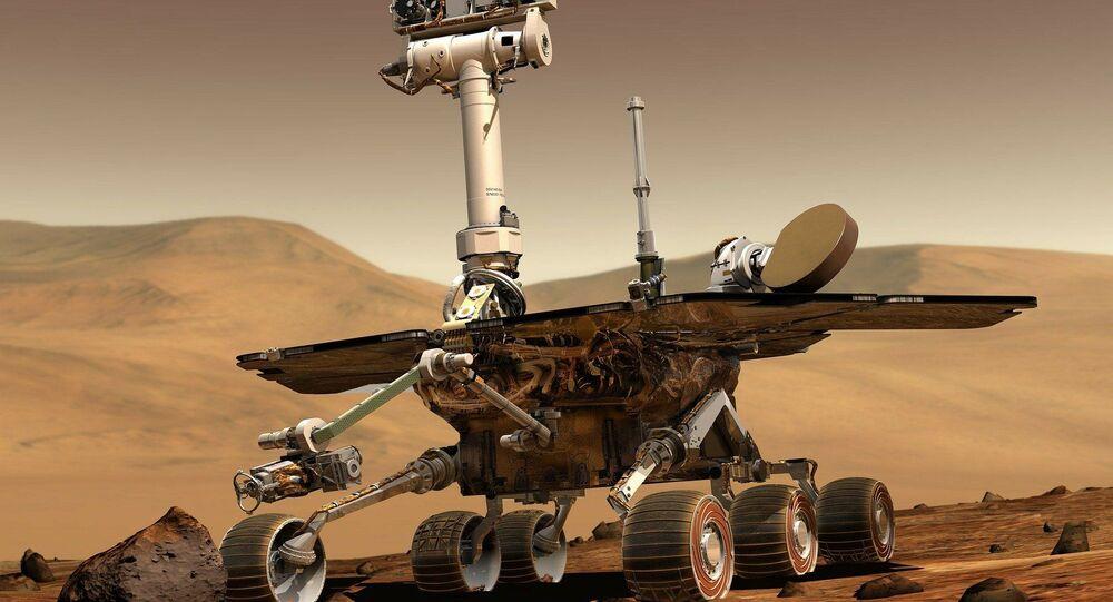 Un rover