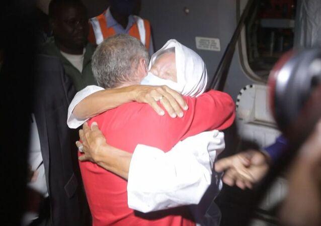 La libération de Sophie Pétronin au Mali