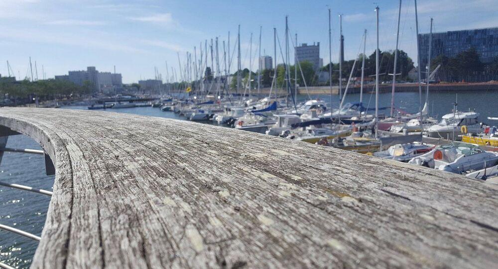 Port de Plaisance à Lorient