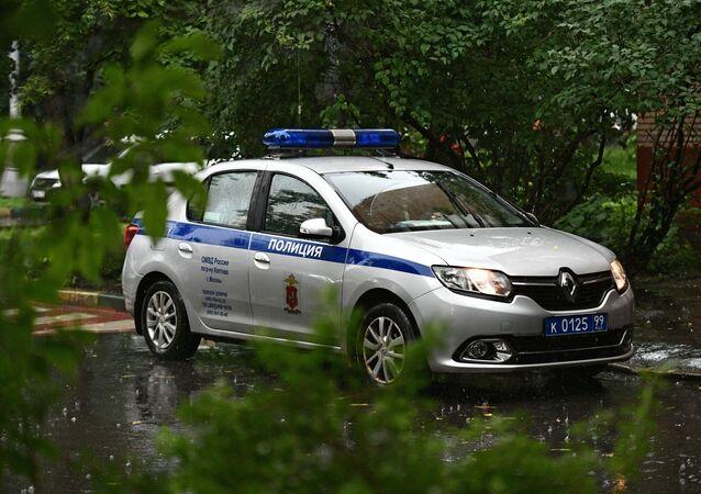 Police russe, image d'illustration