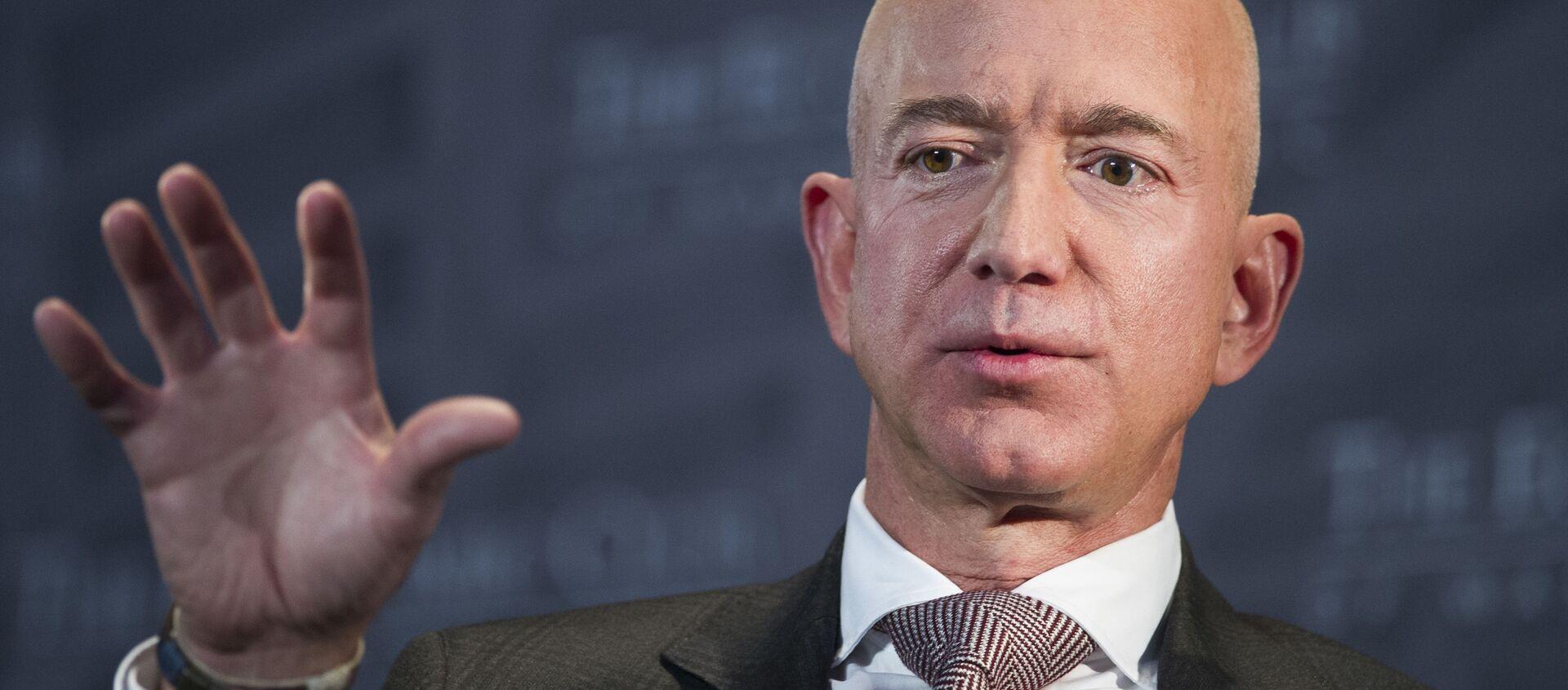 Jeff Bezos - Sputnik France, 1920, 02.02.2021