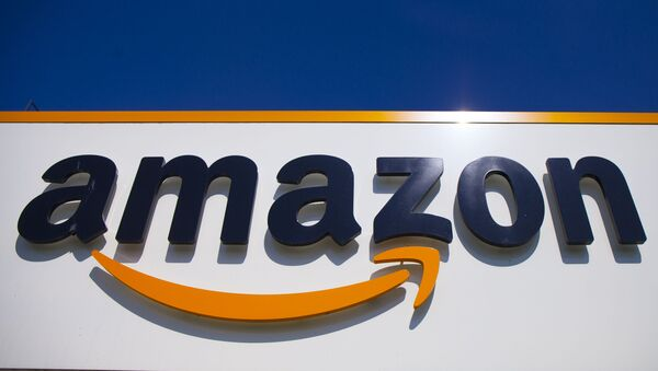 This Monday, July 8, 2019 file photo shows the Amazon Fulfillment warehouse in Shakopee, Minn. Amazon is on the hunt for workers - Sputnik France