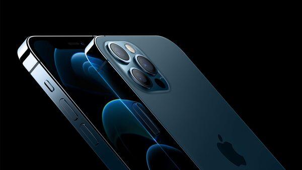 Présentation de nouveaux produits Apple en Californie  - Sputnik France