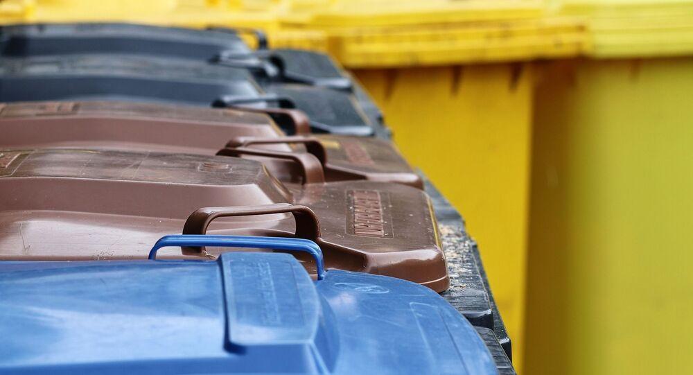 Des poubelles (image d'illustration)