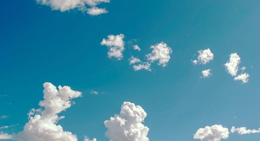 Le ciel, image d'illustration