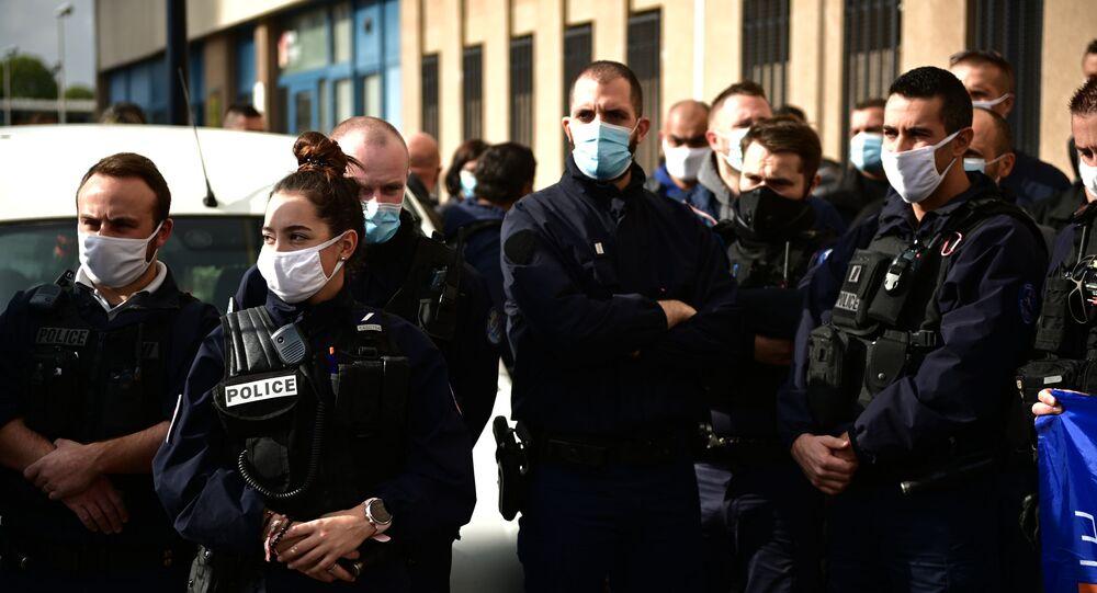 Police Champigny-sur-Marne