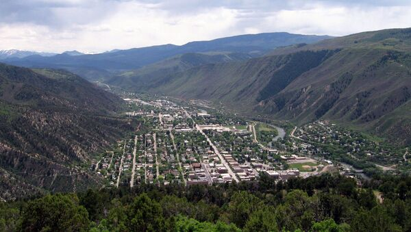 Glenwood Springs dans le Colorado - Sputnik France