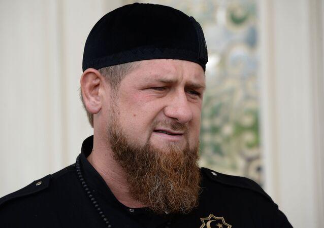Ramzan Kadyrov (archive photo)