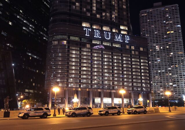 Trump Tower de Chicago