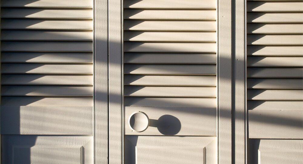 Des portes de placard