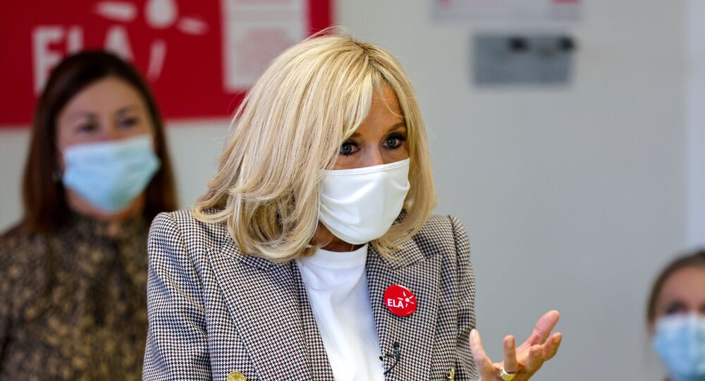 Coronavirus : Brigitte Macron, cas contact, se met à l'isolement sept jours