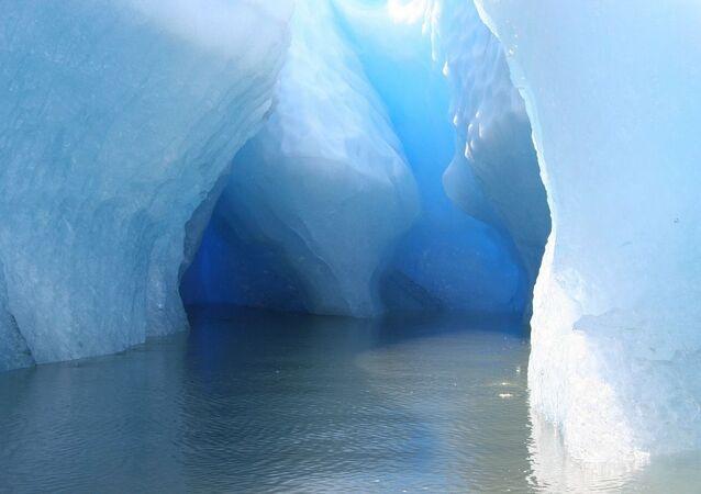 Fonte des glaces en Alaska