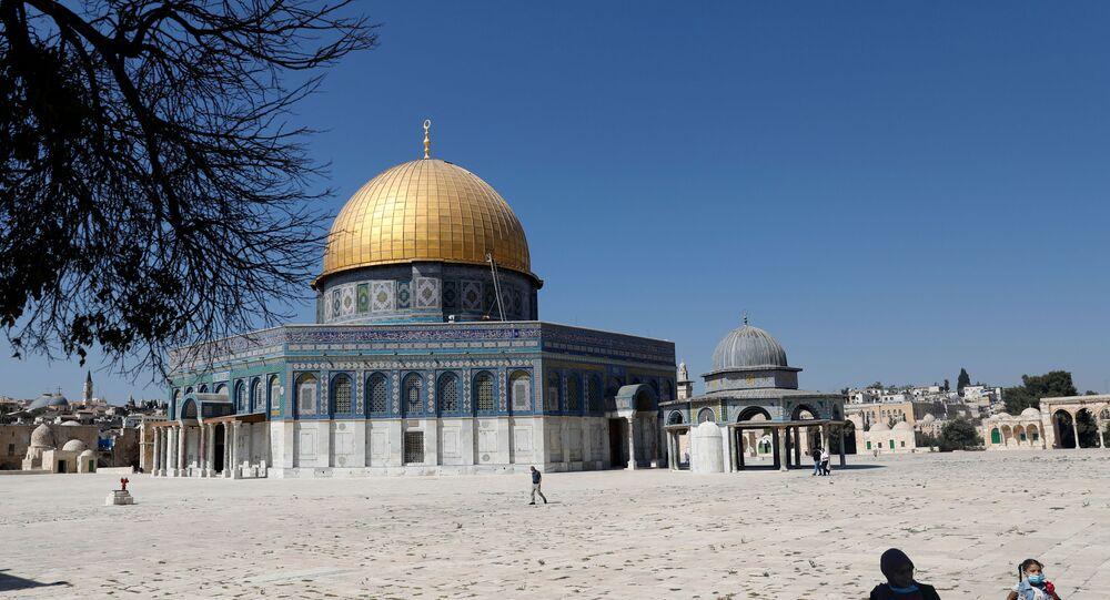 La mosquée Al-Aqsa