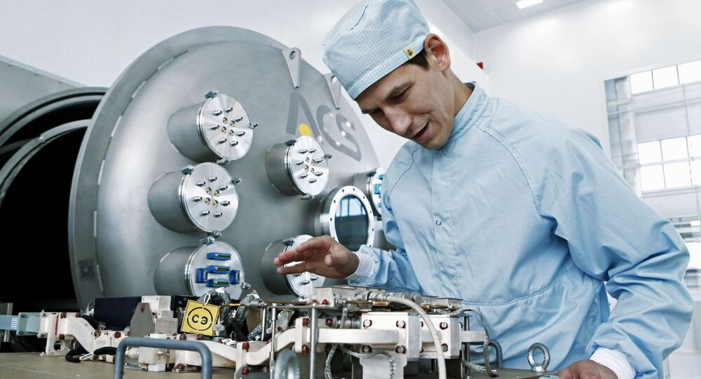 Un ingénieur russe (image d'illustration)