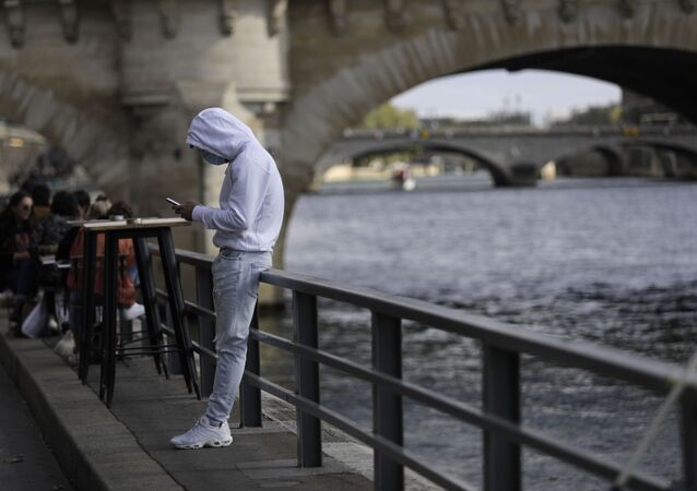 Paris, la Seine
