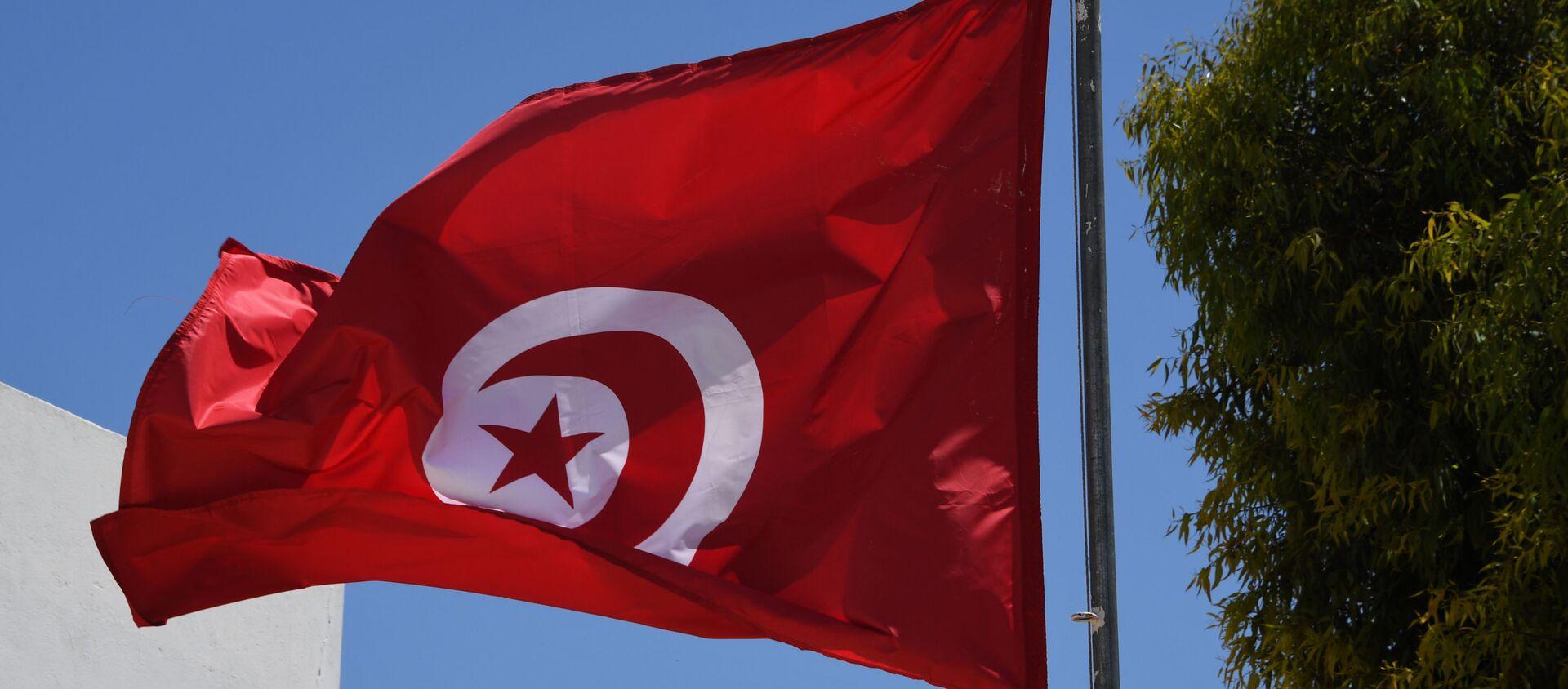 Drapeau de la Tunisie - Sputnik France, 1920, 28.07.2021