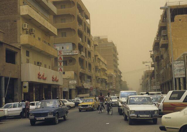 Khartoum, capitale soudanaise